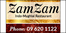 Zam Zam Indian Restaurant